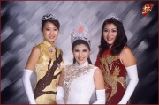 2002 Miss Chinatown Hawaii Court