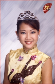 Chun Hui Chen - 2002 Miss Chinatown Hawaii 1st Princess