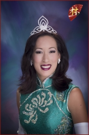 Jeaneen Tang - 2003 Miss Chinatown Hawaii 2nd Princess