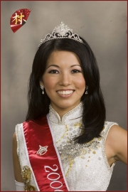 2006 Miss Chinatown Hawaii Shirley Lam