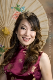 Theresa Tang - MCH 2008 Contestant - ©2007 Paul Hayashi Photography - All Rights Reserved