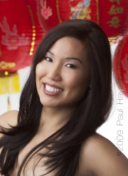 Ivy Yeung - 2010 MCH Contestant - ©2009 Paul Hayashi Photography - All Rights Reserved