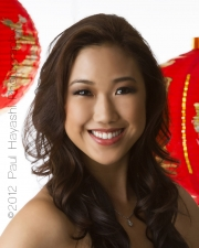 Karen Chen - 2012 MCH Contestant - ©2011 Paul Hayashi Photography - All Rights Reserved