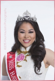 Michelle Hee 2016 Miss Hawaii Chinese ©2015 Paul Hayashi Photography - All Rights Reserved