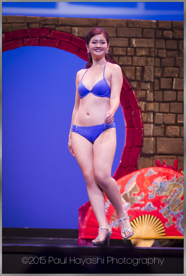 Tiffane Cheng - Swimsuit Competition - 2016 Miss Chinatown Hawaii/Miss Hawaii Chinese Scholarship Pageant - ©2015 Paul Hayashi Photography - All Rights Reserved