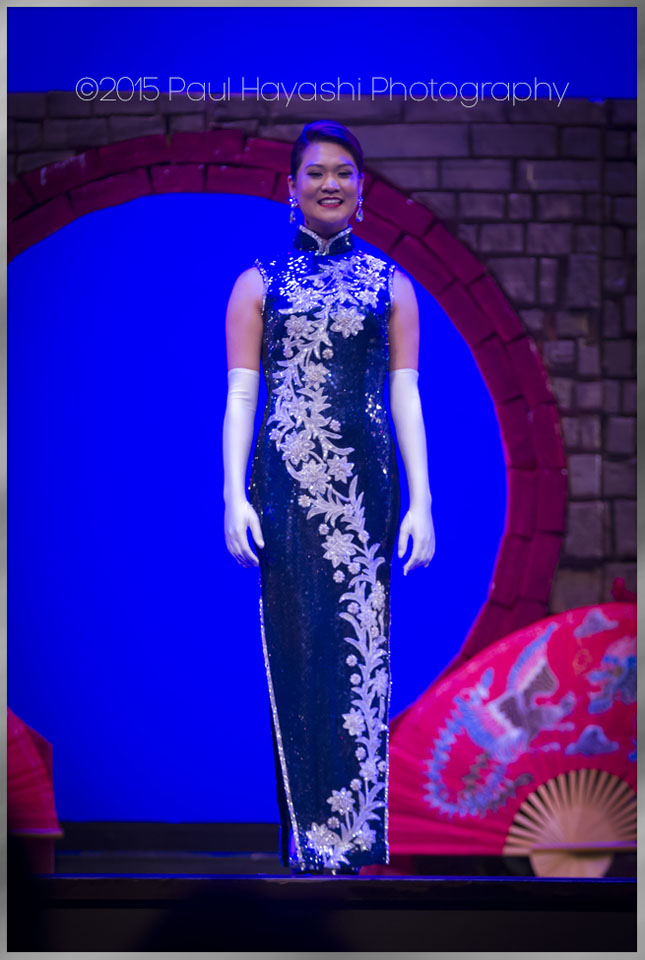 Devin Anne Choy - Cheongsam Phase - 2016 Miss Chinatown Hawaii/Miss Hawaii Chinese Scholarship Pageant - ©2015 Paul Hayashi Photography - All Rights Reserved