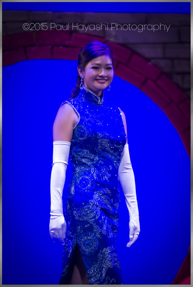 Tiffane Cheng - 2016 Miss Chinatown Hawaii/Miss Hawaii Chinese Scholarship Pageant - ©2015 Paul Hayashi Photography - All Rights Reserved