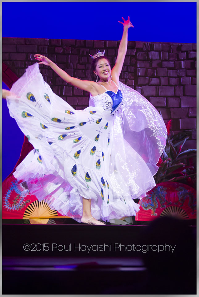 Stephanie Wang - 2015 Court Farewell - 2016 Miss Chinatown Hawaii/Miss Hawaii Chinese Scholarship Pageant - ©2015 Paul Hayashi Photography - All Rights Reserved