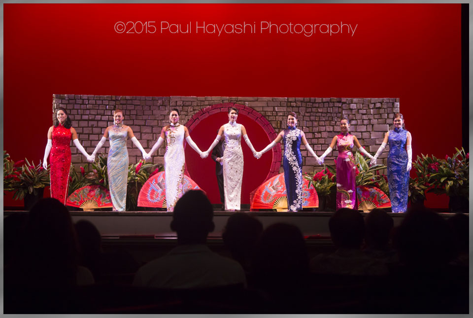 Final Lineup - Awards & Titles - 2016 Miss Chinatown Hawaii/Miss Hawaii Chinese Scholarship Pageant - ©2015 Paul Hayashi Photography - All Rights Reserved