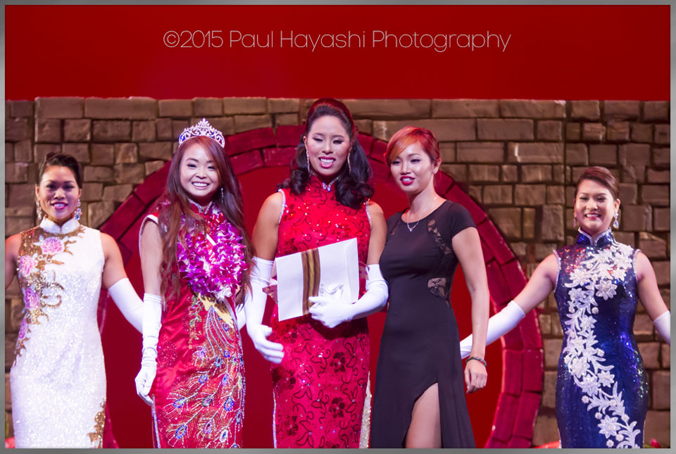 Sonya Ling - Miss Popularity - Awards & Titles - 2016 Miss Chinatown Hawaii/Miss Hawaii Chinese Scholarship Pageant - ©2015 Paul Hayashi Photography - All Rights Reserved