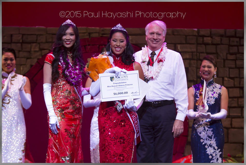 Sonya Ling - MCH Princess - Awards & Titles - 2016 Miss Chinatown Hawaii/Miss Hawaii Chinese Scholarship Pageant - ©2015 Paul Hayashi Photography - All Rights Reserved