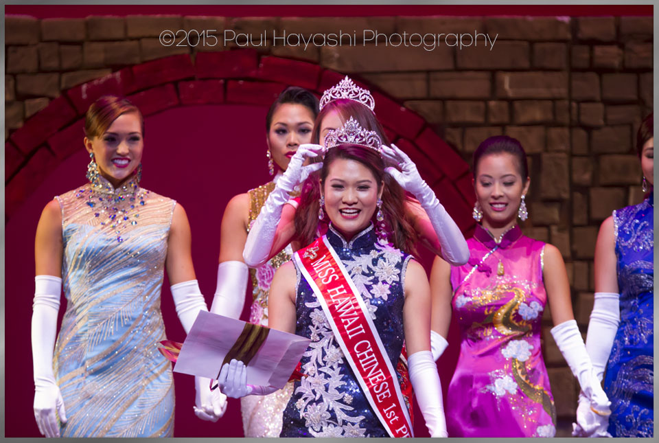 Devin Anne Choy - MCH 1st Princess - Awards & Titles - 2016 Miss Chinatown Hawaii/Miss Hawaii Chinese Scholarship Pageant - ©2015 Paul Hayashi Photography - All Rights Reserved