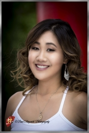 Nikky Ansai - 2017 Miss Chinatown Hawaii Contestant ©2016 Paul Hayashi Photography - All Rights Reserved
