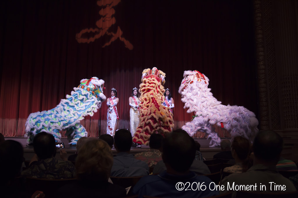 Opening Number - Miss Chinatown Hawaii/Miss Hawaii Chinese Scholarship Pageant - ©2017 One Moment in Time Photography