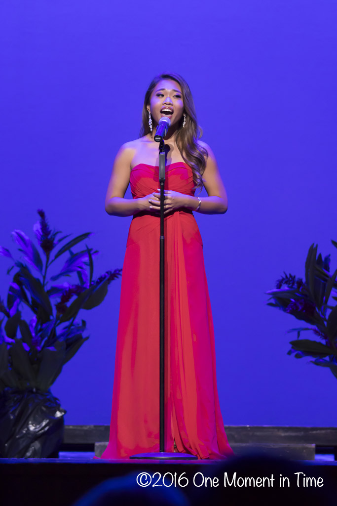 Talent - Michelle Dang - Miss Chinatown Hawaii/Miss Hawaii Chinese Scholarship Pageant - ©2017 One Moment in Time Photography