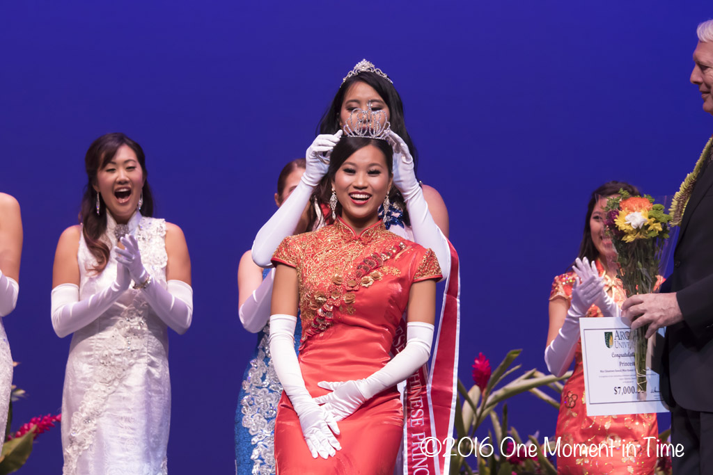 Miss Hawaii Chinese Princess - Yanna Xian - Miss Chinatown Hawaii/Miss Hawaii Chinese Scholarship Pageant - ©2017 One Moment in Time Photography