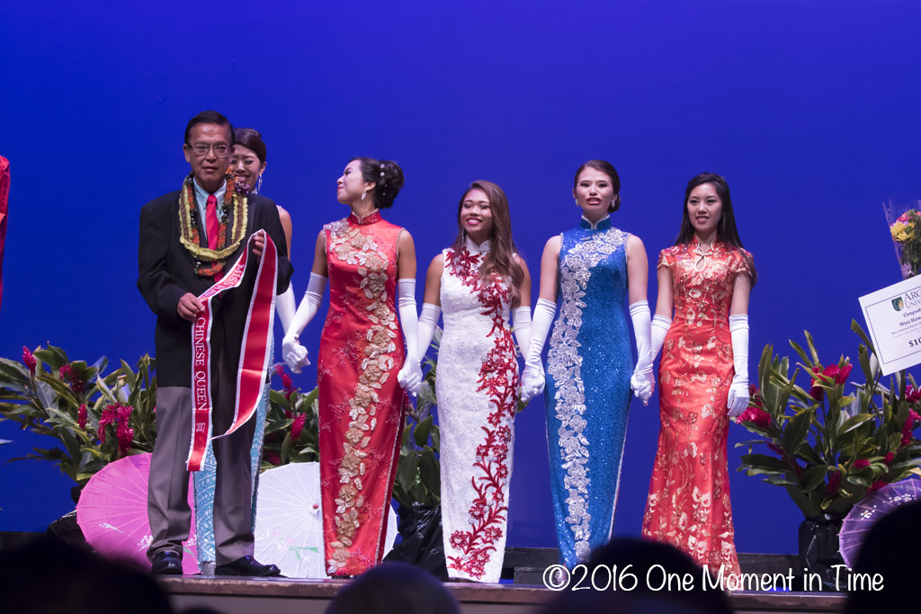 2017 Miss Hawaii Chinese Queen Stephanie Wang - Miss Chinatown Hawaii/Miss Hawaii Chinese Scholarship Pageant - ©2017 One Moment in Time Photography
