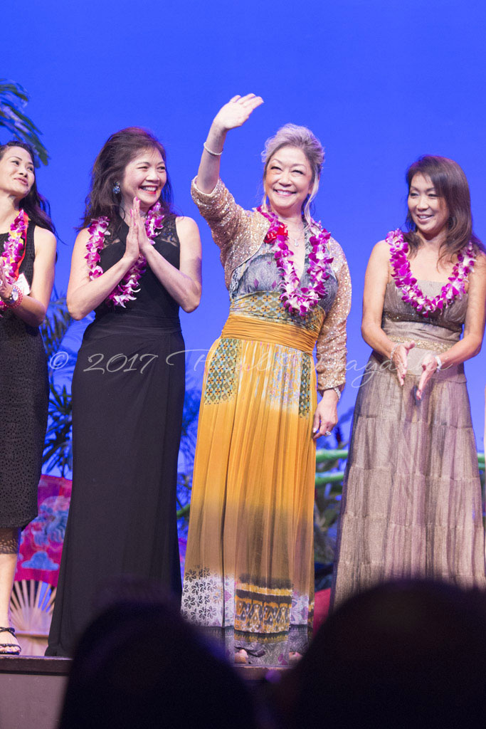 2018 Miss Chinatown/Miss Hawaii Chinese Pageant Past Queens - ©2017 Paul Hayashi Photography - All Rights Reserved