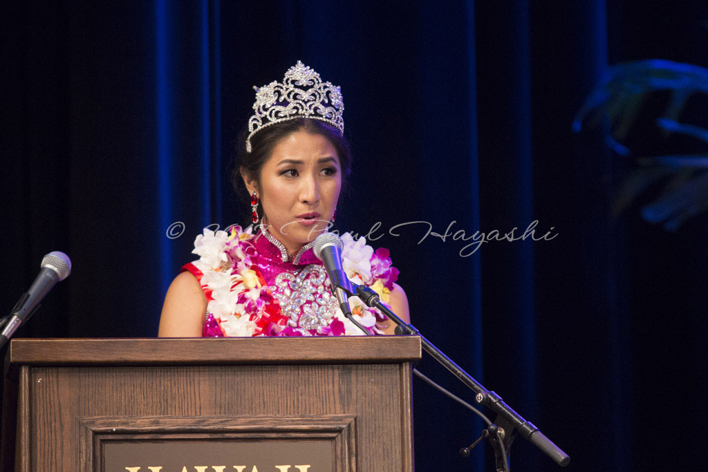 2017 Miss Chinatown Hawaii Chelsea Mow - ©2017 Paul Hayashi Photography - All Rights Reserved