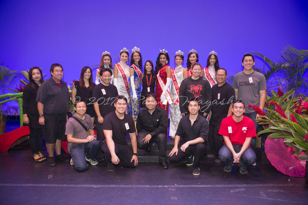 2018 Court with Chinese Jaycees