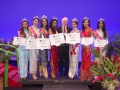 2018 Court with Dr. Warren Evans Argosy University