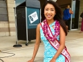 Miss Chinatown Hawaii 2018 Penelope Ng Pack had the honor to perform the National Anthem at the Nānākuli Public Library grand opening today, where Governor Ige presented her with the official proclamation of Hawai'i Library Week. This was instrumental in Penelope's platform Page by Page: Helping Kids Read to Succeed through early childhood literacy. Way to go, Penny! We are so proud of you!