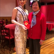 Miss Chinatown USA is so much more than a beauty pageant; yesterday I had the opportunity to meet my extended family from my ancestral village. None of these memories would've been possible without the Miss Chinatown USA organization