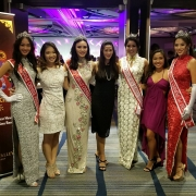 MCH Girls supporting our MCUSA contestant!