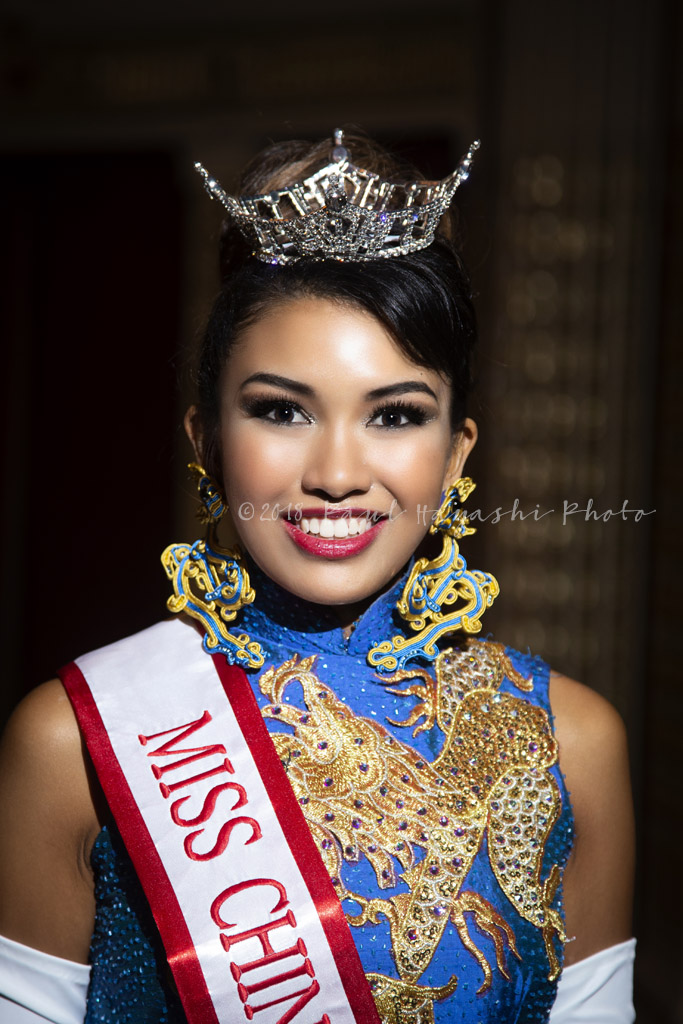 2018 Miss Chinatown Hawaii Brooke Lynn Alcuran