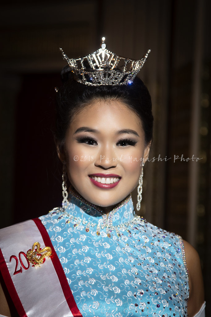 2018 Miss Chinese Jaycees Danicia Honda