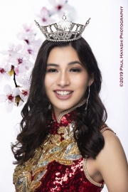 Anna Davide - 2020 Miss Chinese Jaycees