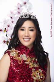 Tracey Wong - 2020 Miss Hawaii Chinese Congeniality