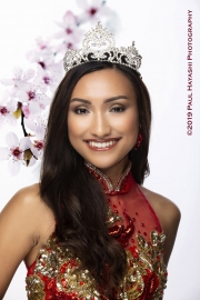 Maka`ala Perry - 2020 Miss Hawaii Chinese 1st Princess