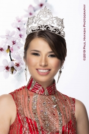 Joelyn Louie - 2020 Miss Hawaii Chinese