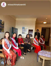 2020 Miss Chinatown USA Orientation
