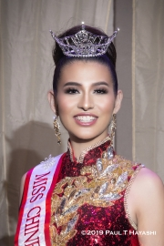 2020 Miss Chinese Jaycees Anna Davide