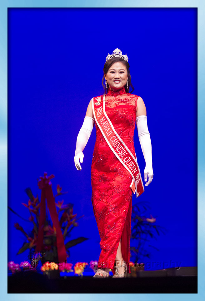 2014 Miss Hawaii Chinese Jessalyn Lau