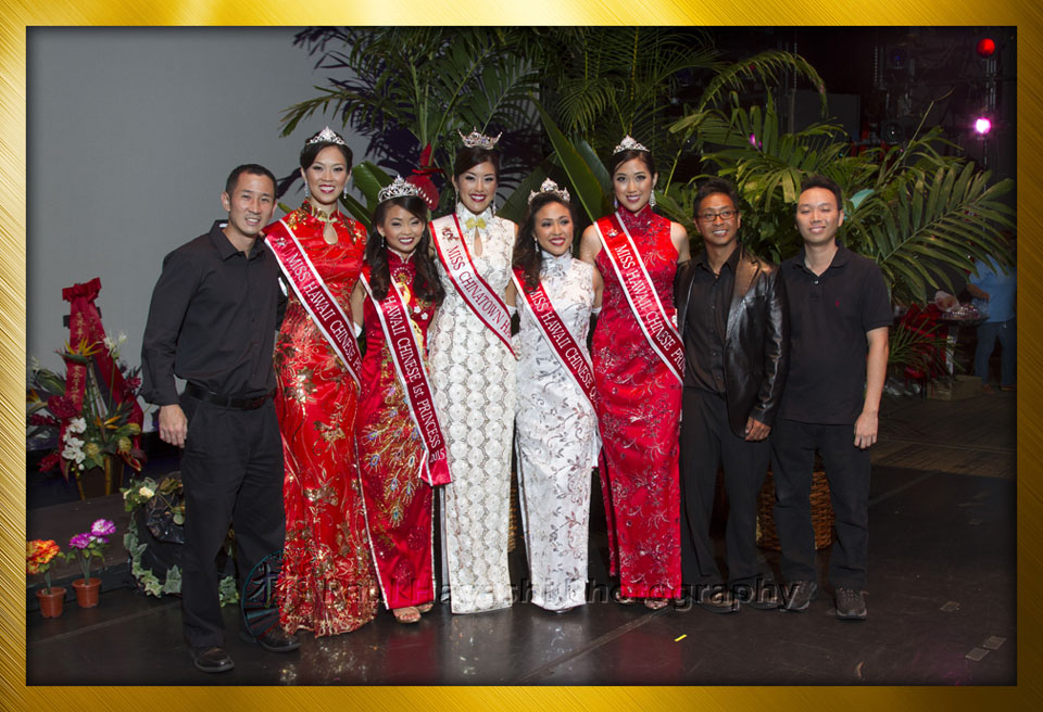 2015 Court with Chinese Jaycees