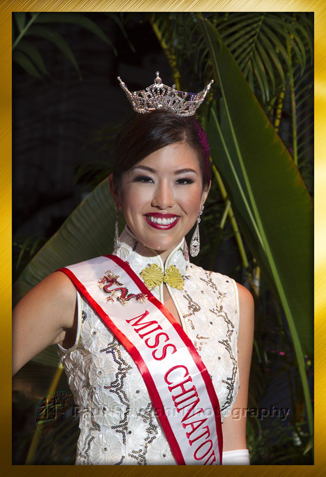 2015 Miss Chinatown Hawaii Stephanie Wang