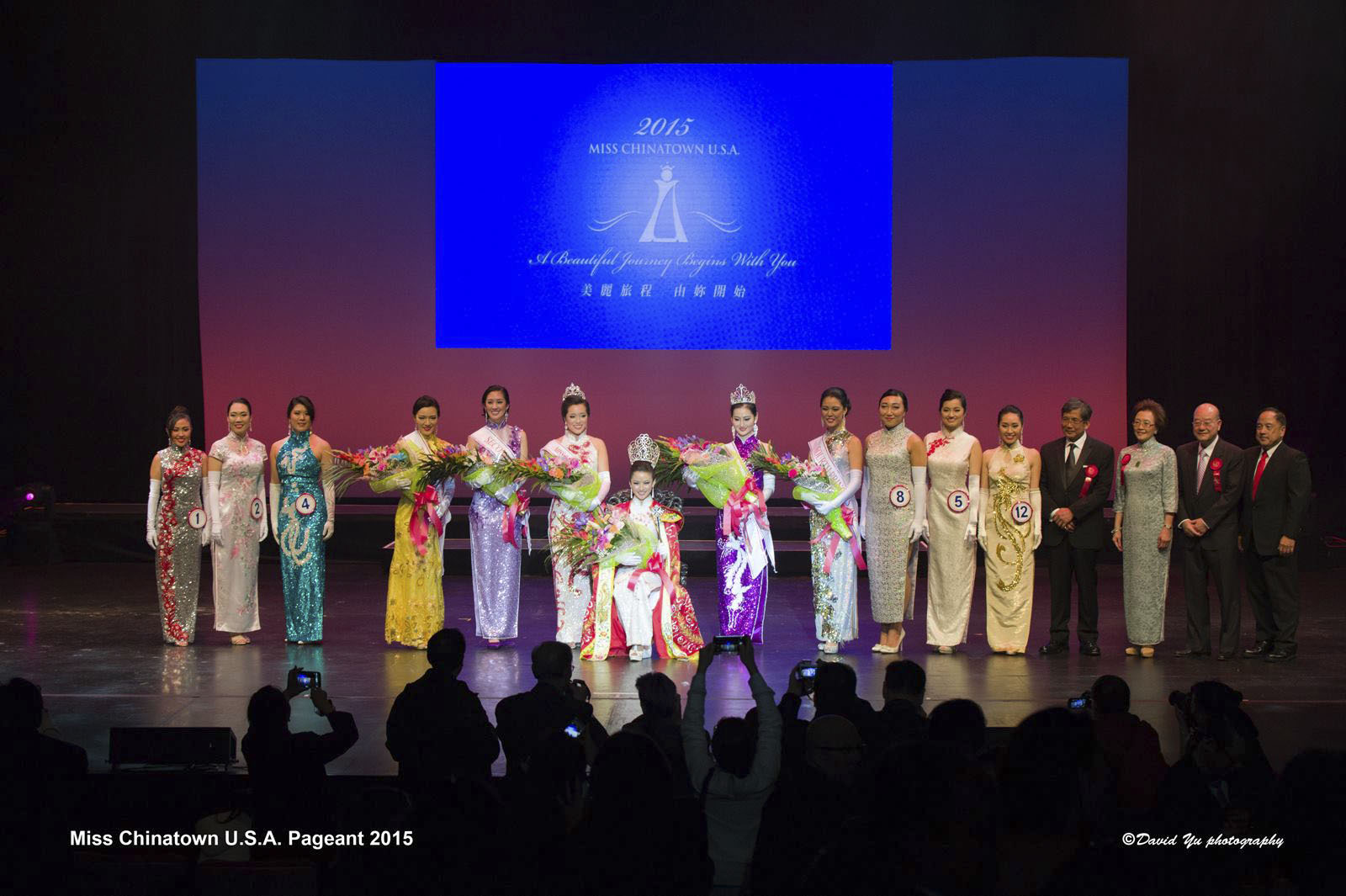 2015 MIss Chinatown USA Pageant - ©2015 David Yu Photography - All Rights Reserved