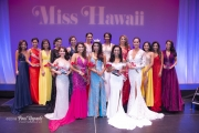 Miss Hawaii Class of 2018