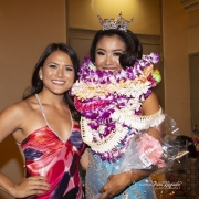2013 Miss Chinatown Hawaii Crystal Montrone & 2018 Miss Chinatown Hawaii Penelope Ng Pack.  Both went on to become Miss Hawaii