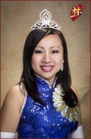 Sylvia Zhuang 2004 Miss Chinatown Hawaii Princess