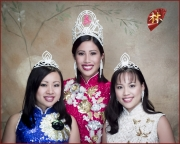 2004 Miss Chinatown Hawaii Court