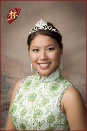 Marie Soon - 2007 Miss Chinatown Hawaii 1st Princess