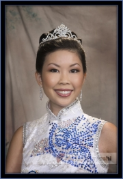 2009 Miss Chinatown Hawaii 1st Princess Jasmine Nip