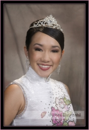 2009 Miss Chinatown Hawaii Princess Kimberly Leong