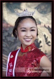 2009 Miss Chinatown Hawaii - Janelle Wong
