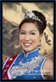 2009 Miss Hawaii Chinese Princess Ivy Yeung