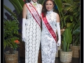 2015 Miss Chinatown Hawaii Stephanie Wang & 2015 Miss Hawaii Chinese Lindsey Mau